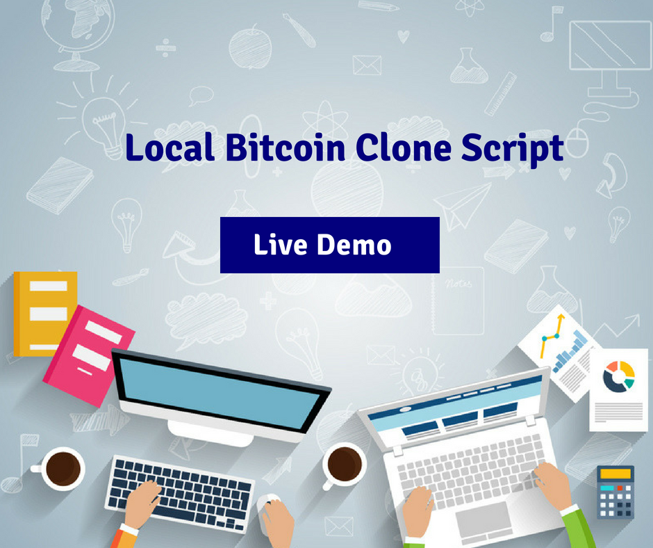 Localbitcoin clone script is here! Simple! You need to