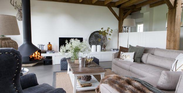 Innenausstattung Wohnzimmer ~ Wohnzimmer rivièra maison design deko