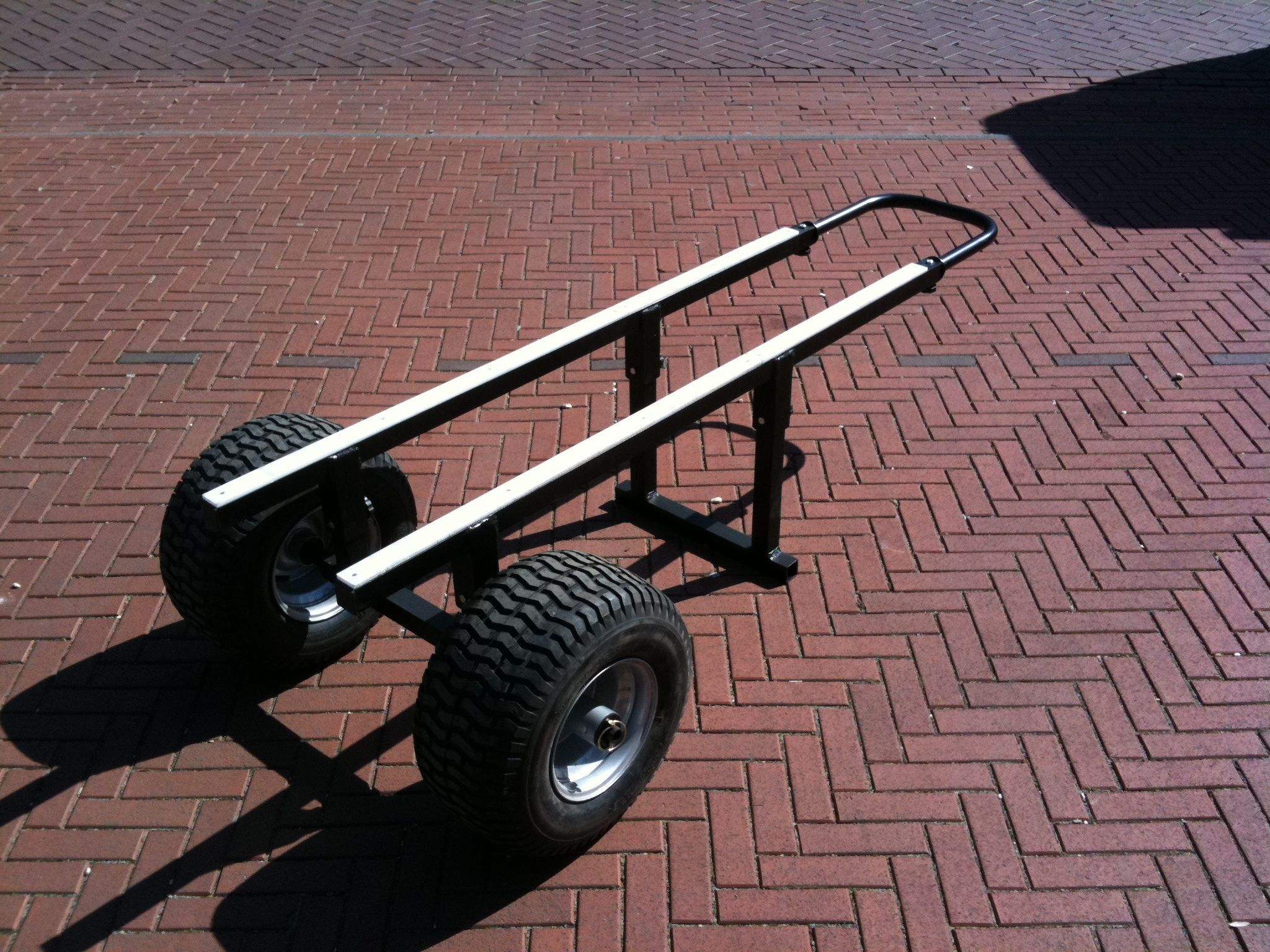 Aluminium Jetski Cart Perfect For The Beach