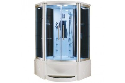 Eagle Bath Ws 609p 48 Steam Shower W Whirlpool Bathtub Combo Unit Tub Shower Combo Bathtub Shower Combo Steam Shower Enclosure