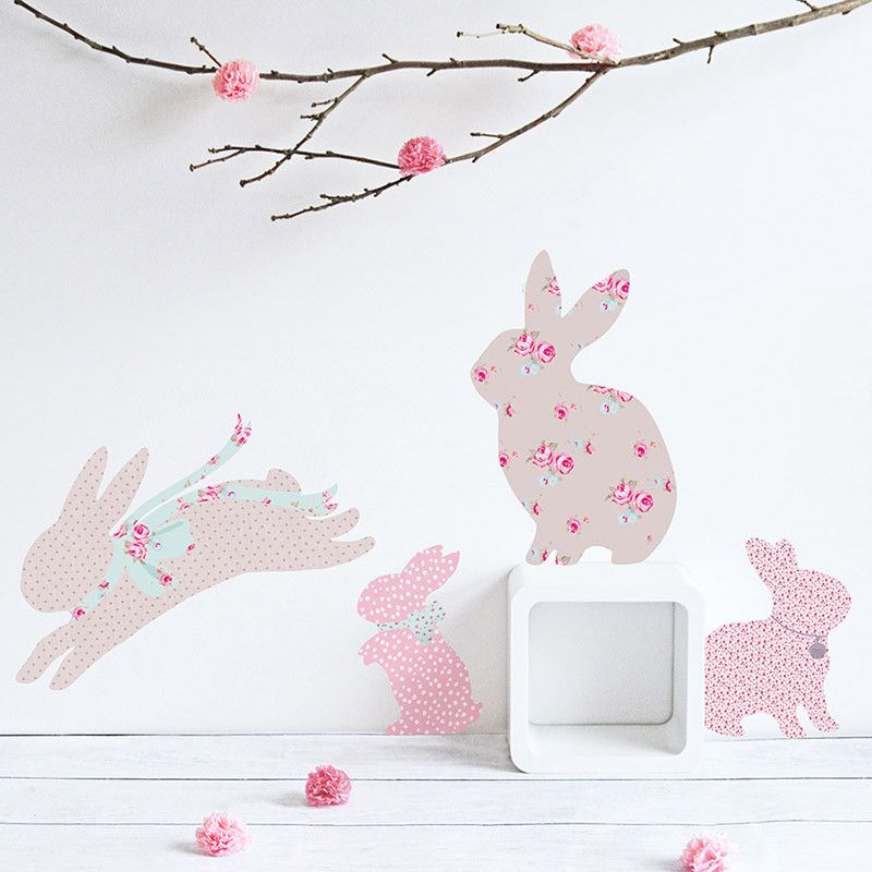 Rabbit Wall Stickers