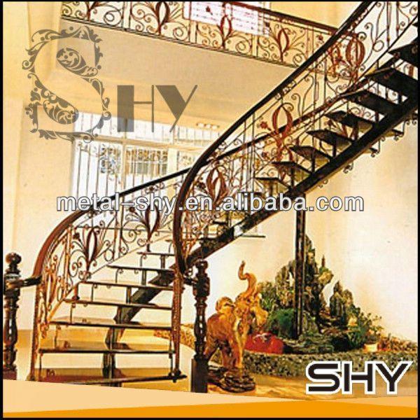 Best Acrylic Stair Railings Interior Stair Railings Crystal 400 x 300