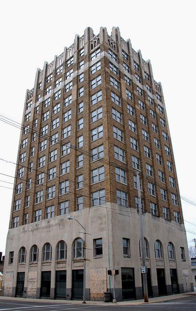Tower Hotel In Anderson