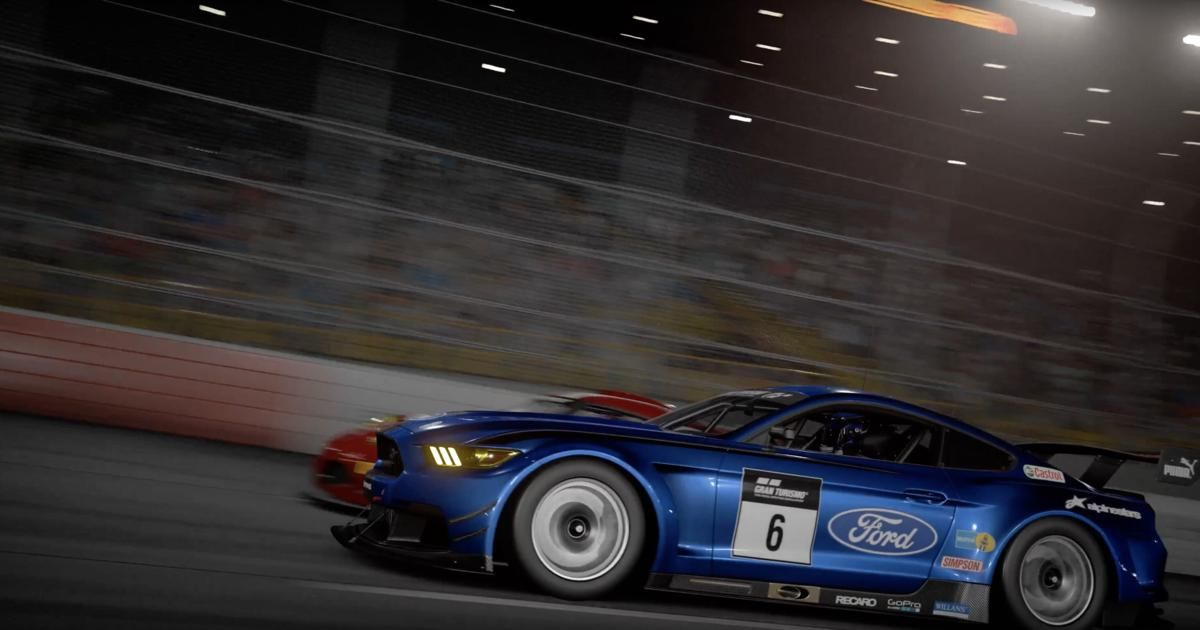 Jeux vidéo - Gran Turismo Sport se dévoile un peu plus et c'est absolument sublime - TF1