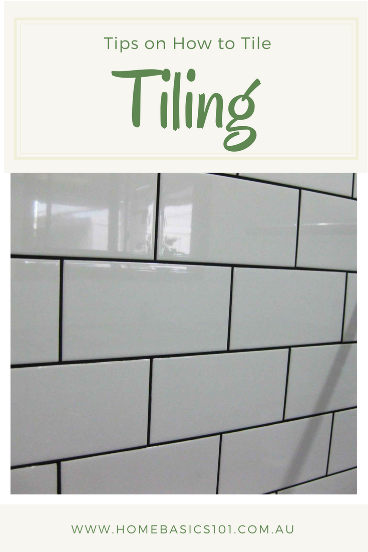 Diy How To Tile A Kitchen Splashback Kitchen Splashback Kitchen Splashback Tiles Kitchen Design Diy