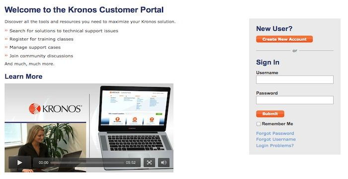 Kronos Login | Login Archives | Login page, Workforce