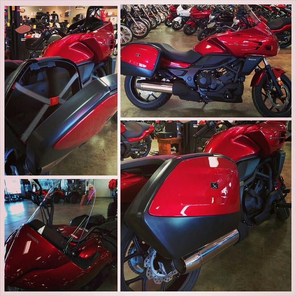 Looking For The Perfect New Bike For Spring Honda S 2014 Ctx 700
