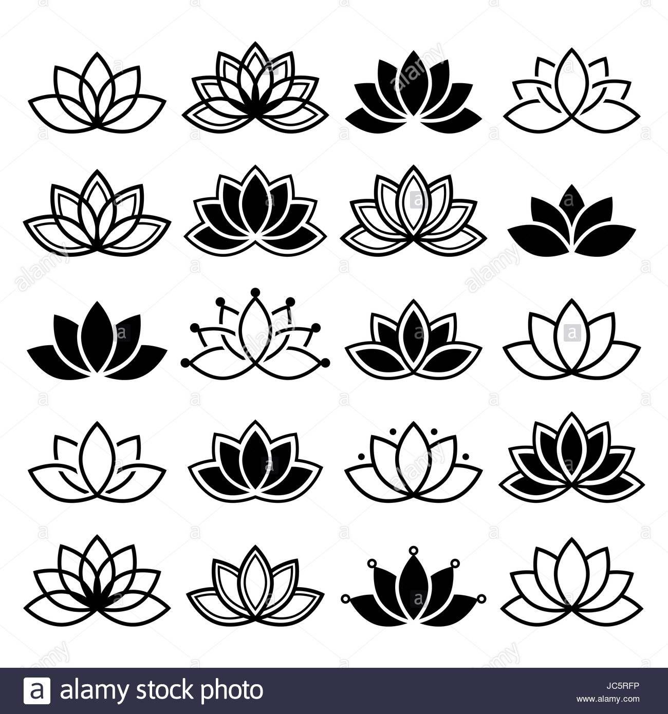 3 Petals Lotus Flower Clipart Google Search Stencils Lotus