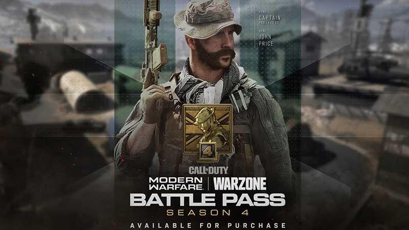 How To Purchase Modern Warfare Season 4 Battle Pass In 2020 Modern Warfare Warfare Season 4