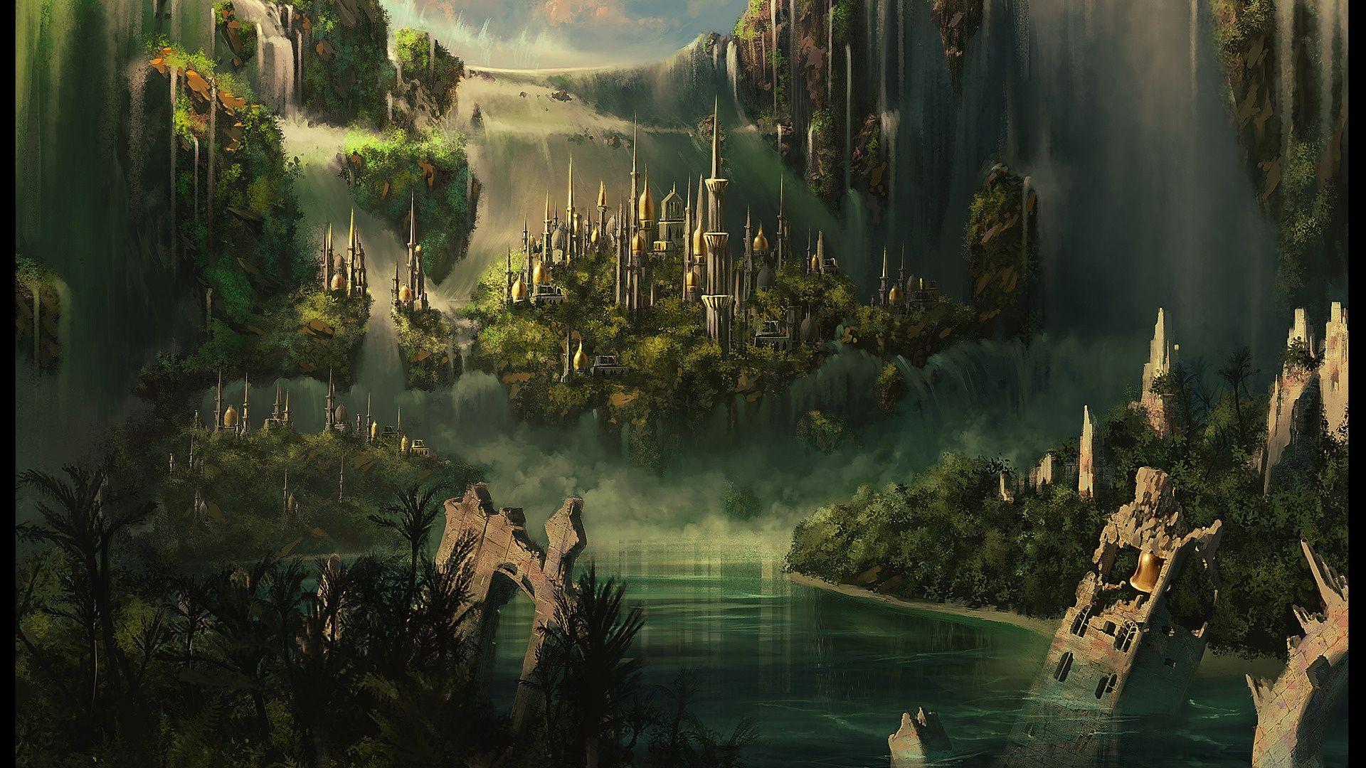 fantasy world 3d artwork129 - photo #20