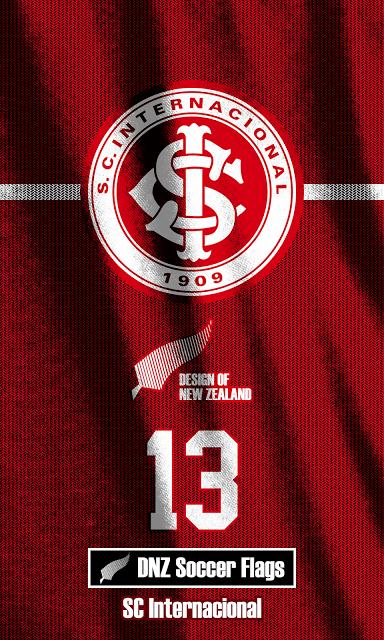 DNZ Soccer Flags Wallpapers SC Internacional