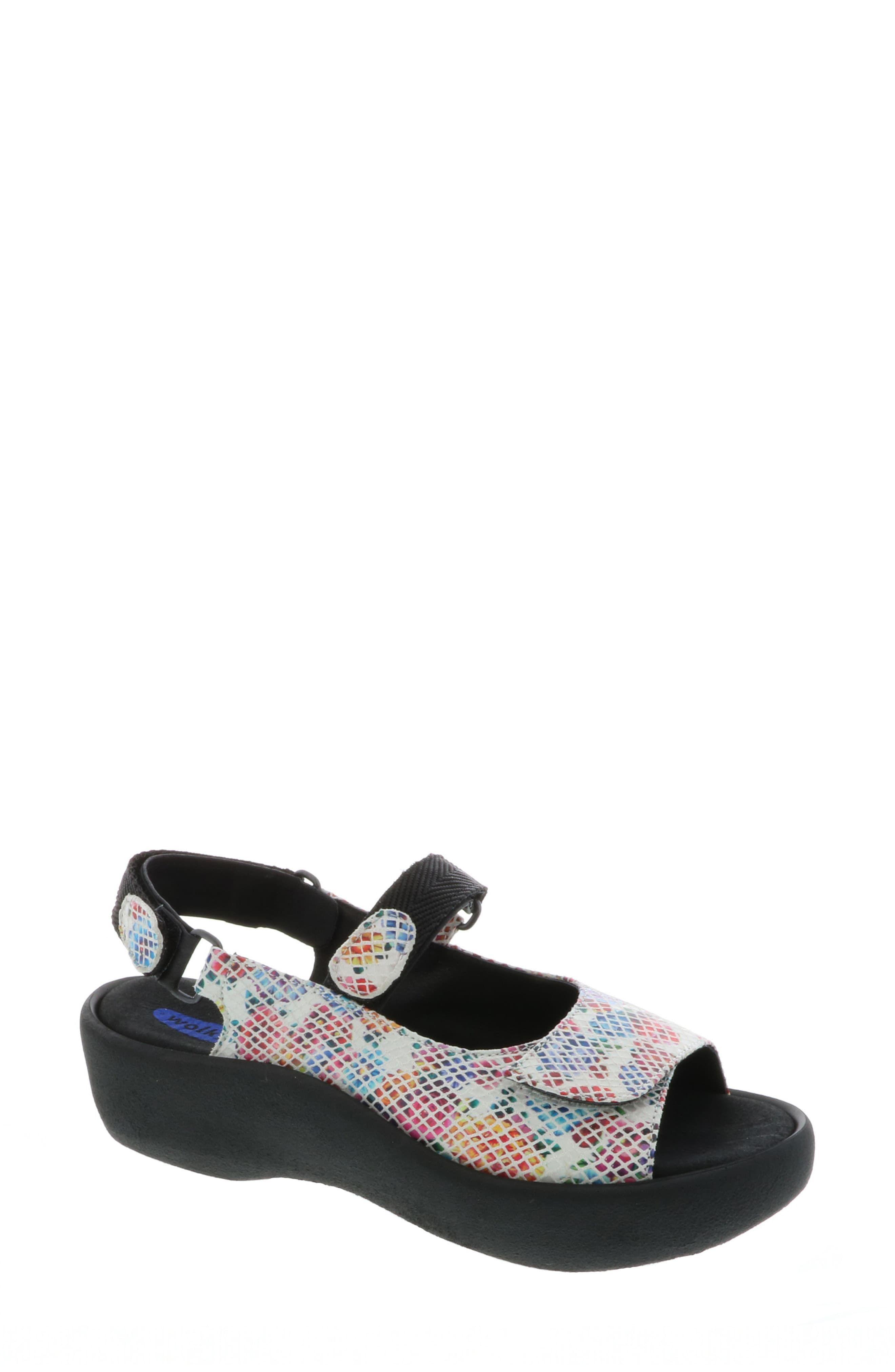 Wolky Jewel Sport Sandal (Women in 2019 Sport sandals