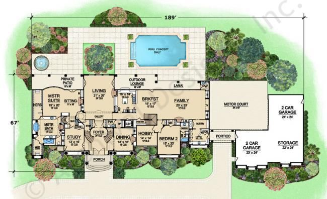 1000 images about Floor Plans on Pinterest Mansion floor plans