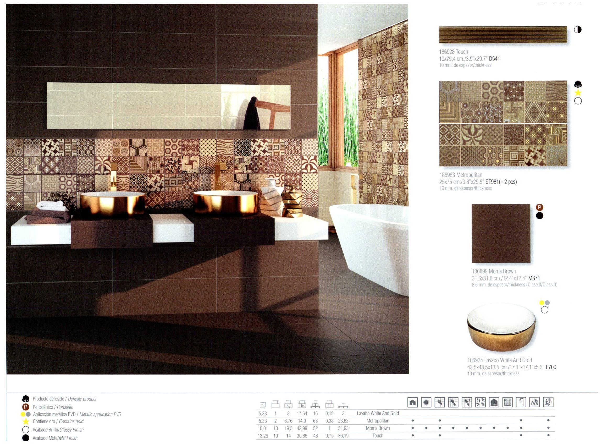 Dune Luxury Mosaic Tile