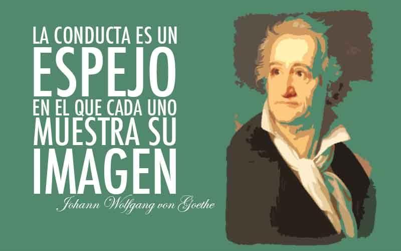 Goethe, el corazón de una época brillante. Hoy dedicamos unas líneas ...