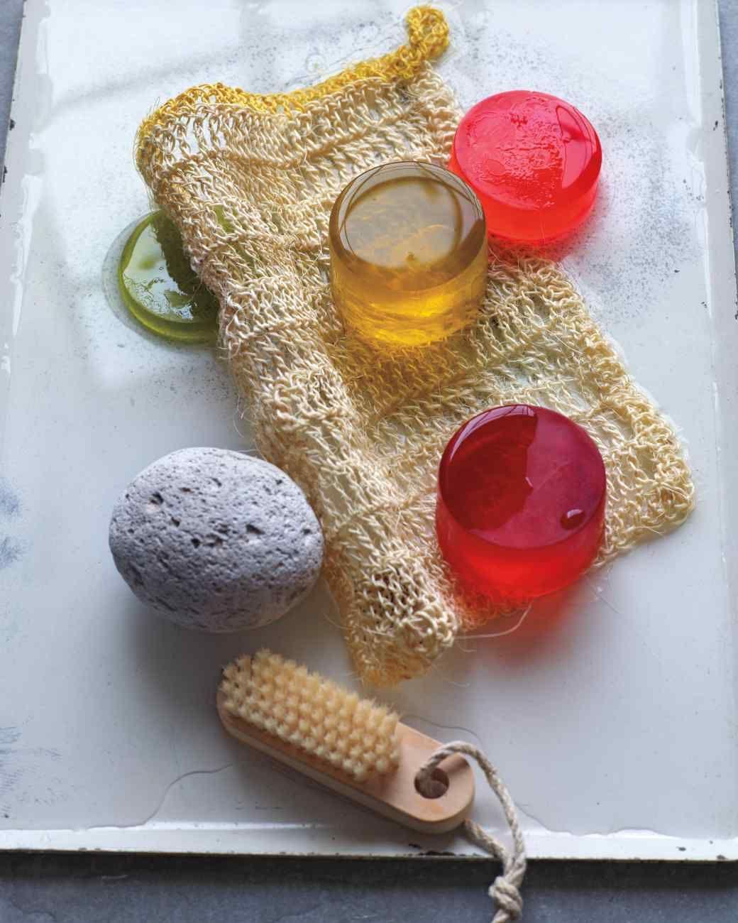 Glycerin Soap Diy soap leaves, Soap making recipes