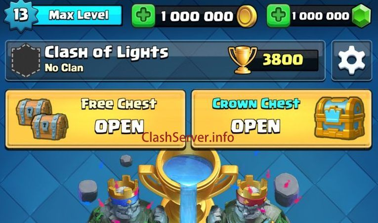 Here are the best and working Clash of Clans Private Servers