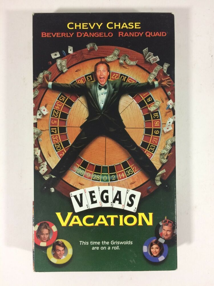 Vegas Vacation 1997 Film: Details About Vegas Vacation (VHS, 1997) Chevy Chase