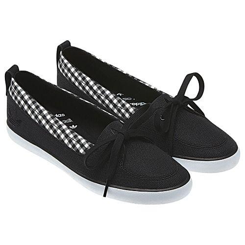 women's adidas originals azurine deck shoes