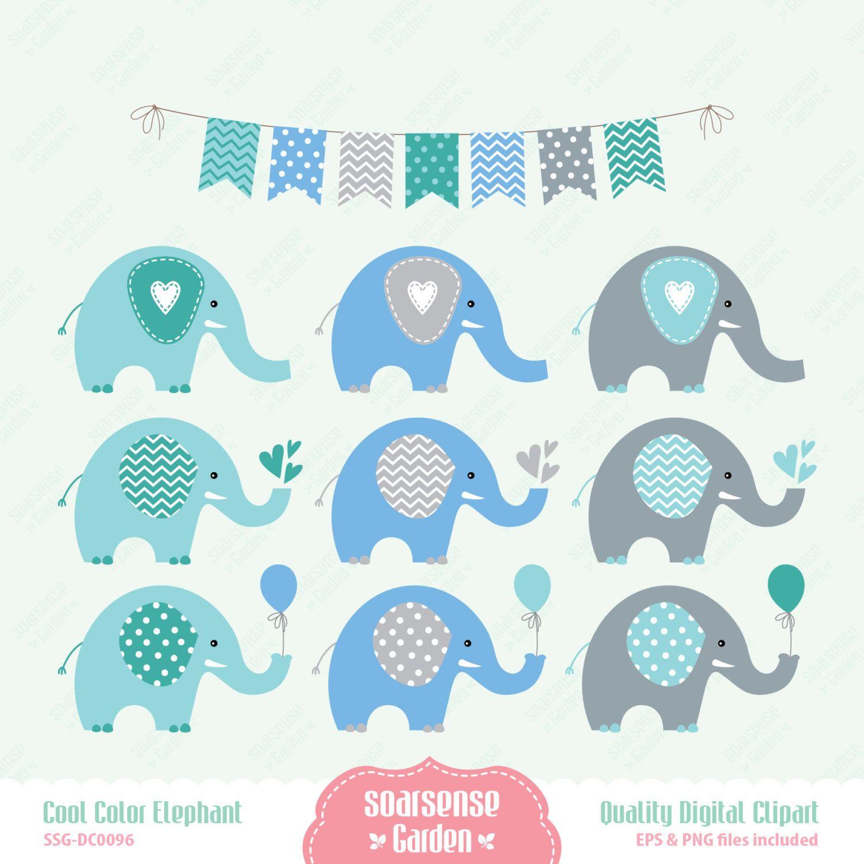 elephant clipart - Google Search | Cuarto del bebé | Pinterest ...
