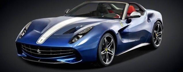 The Ferrari F60America (Yahoo Autos)