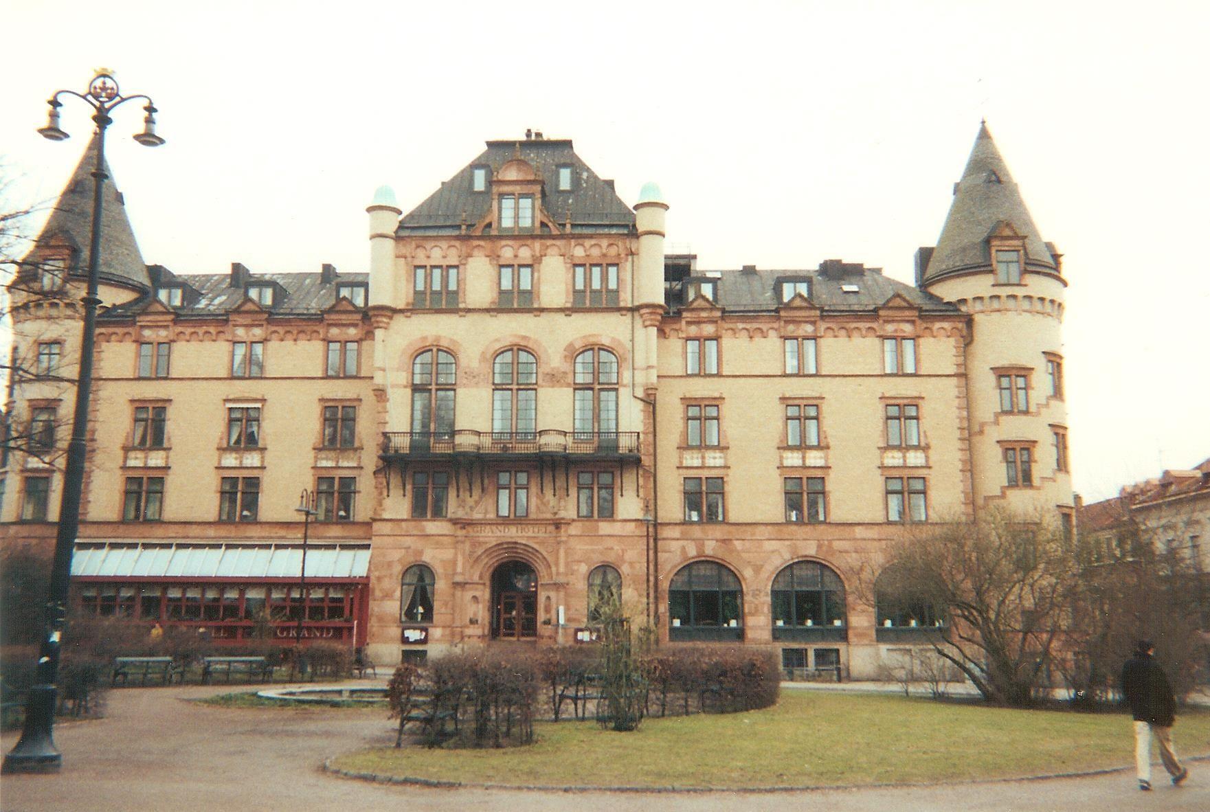 Grand Hotel Lund Sweden Amazing Real Estate