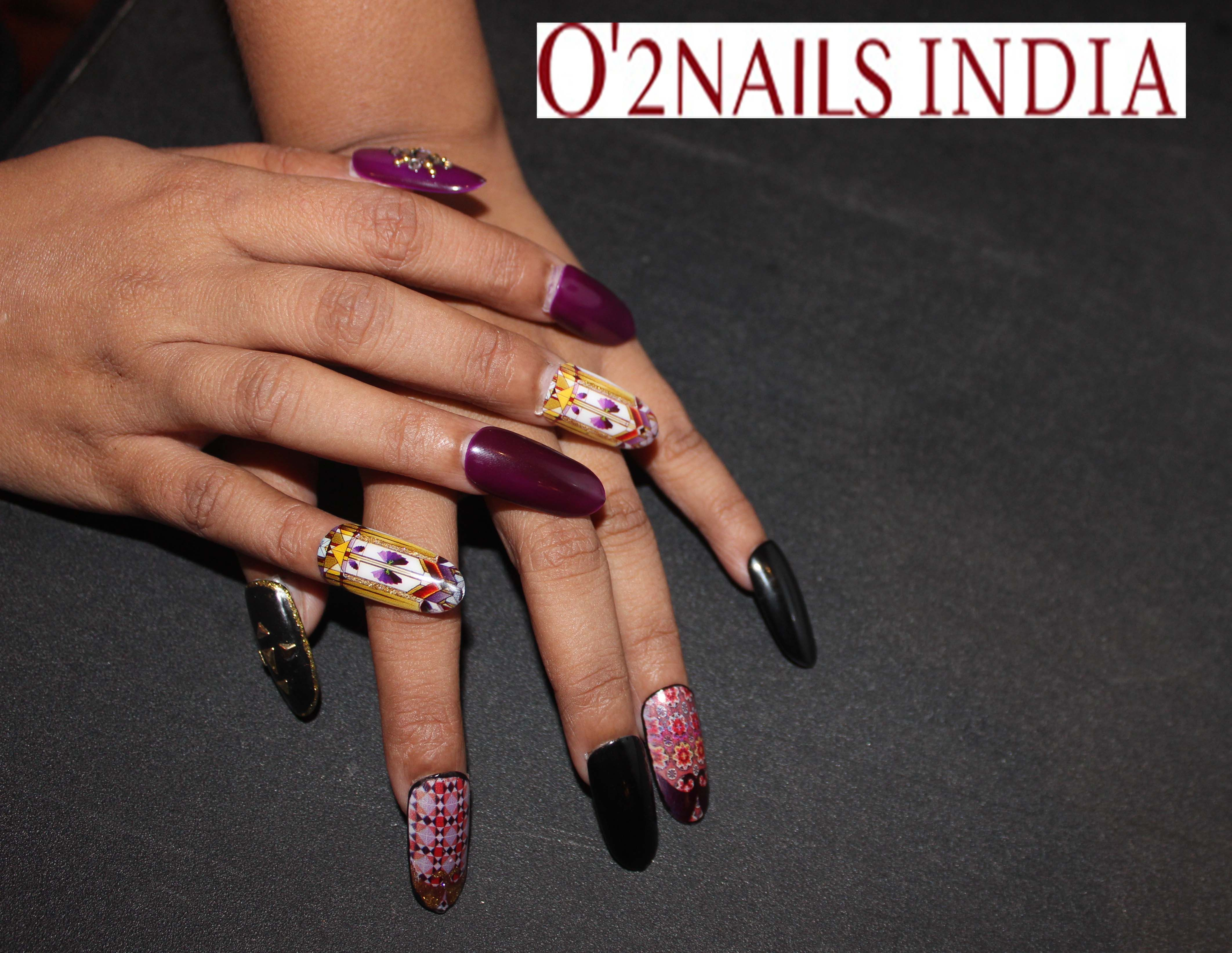 Find the latest and newest nail art designs, trends & nail colors at ...