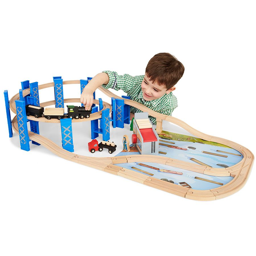 Imaginarium Spiral Train Set | Toys R Us Australia | Let\'s Race ...