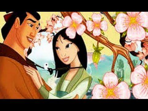 Mulan 1 Espanol Latino Pelicula Completa Mulan Disney Characters Anime