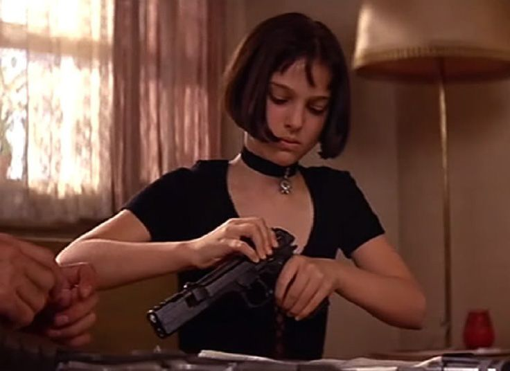Natalie Portman in Léon: The Professional