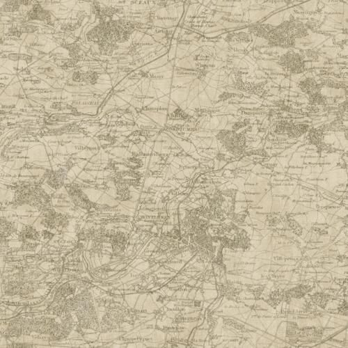 Wallpaper old world vintage french map kahki on beige washable wallpaper old world vintage french map kahki on beige gumiabroncs Image collections
