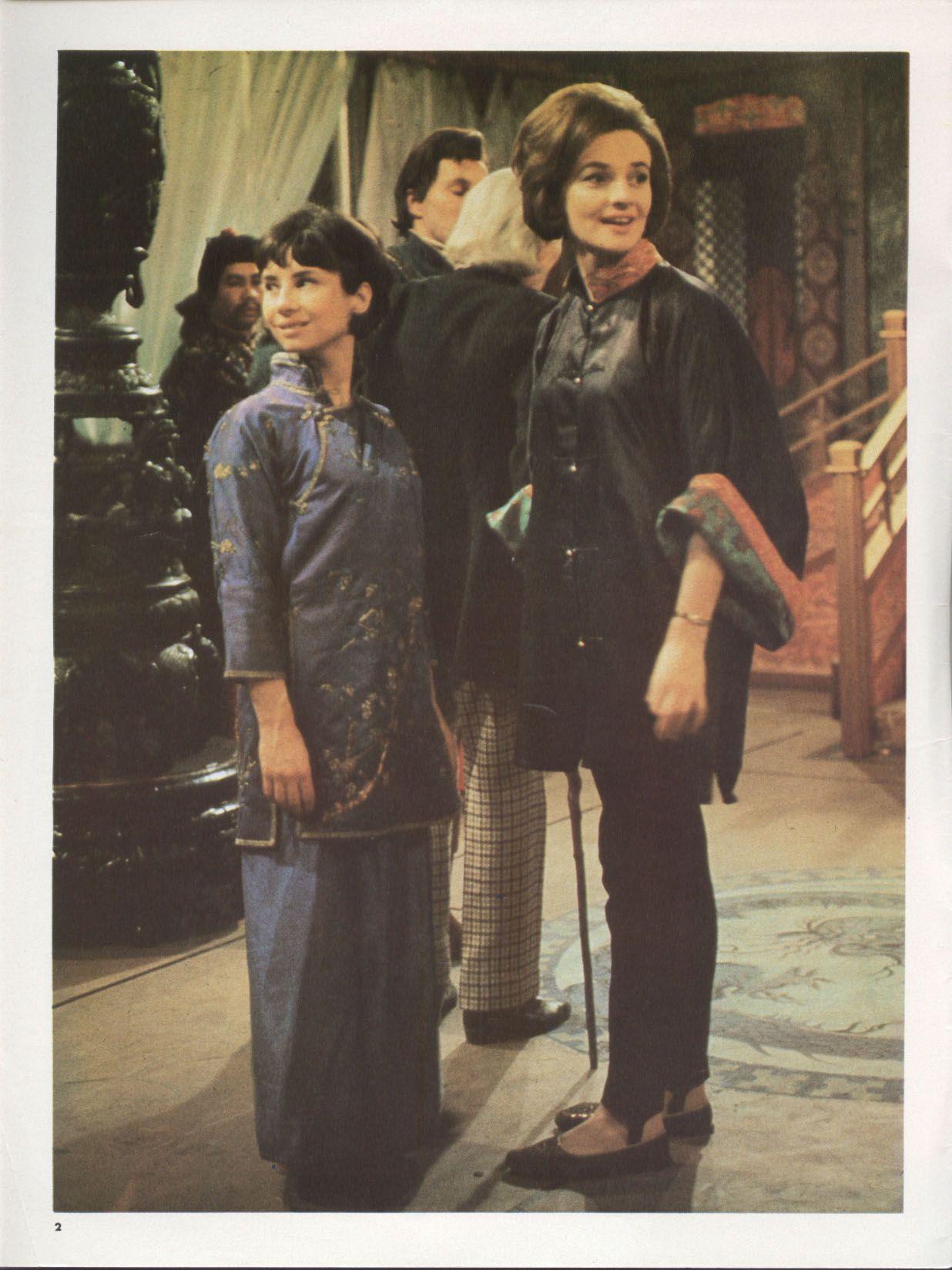 Carole ann ford and jacquelinehill carolannford doctorwho companions