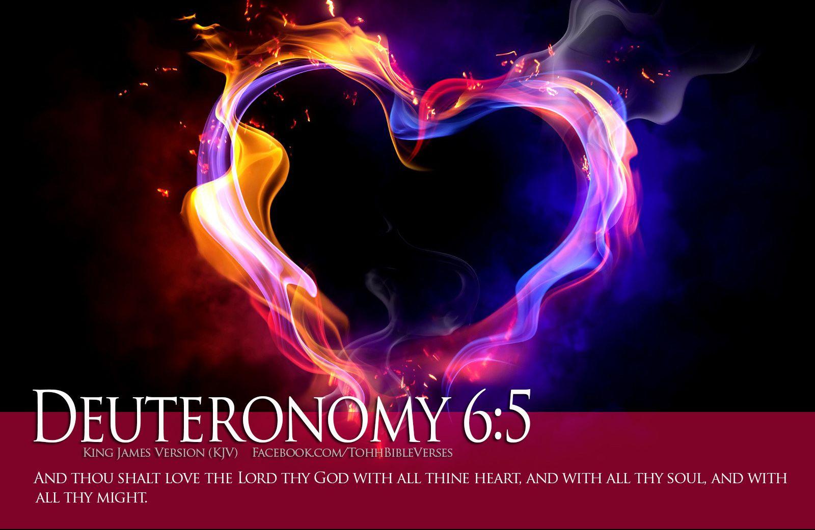 Bible Verses Hearts