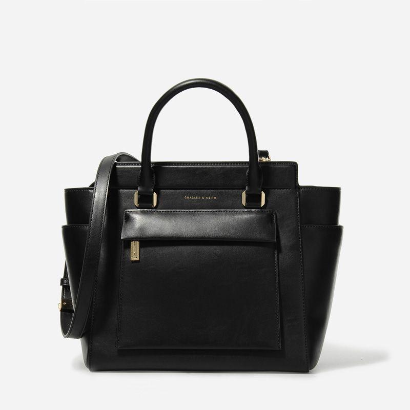 Work Handbag Black Bags Charles Keith