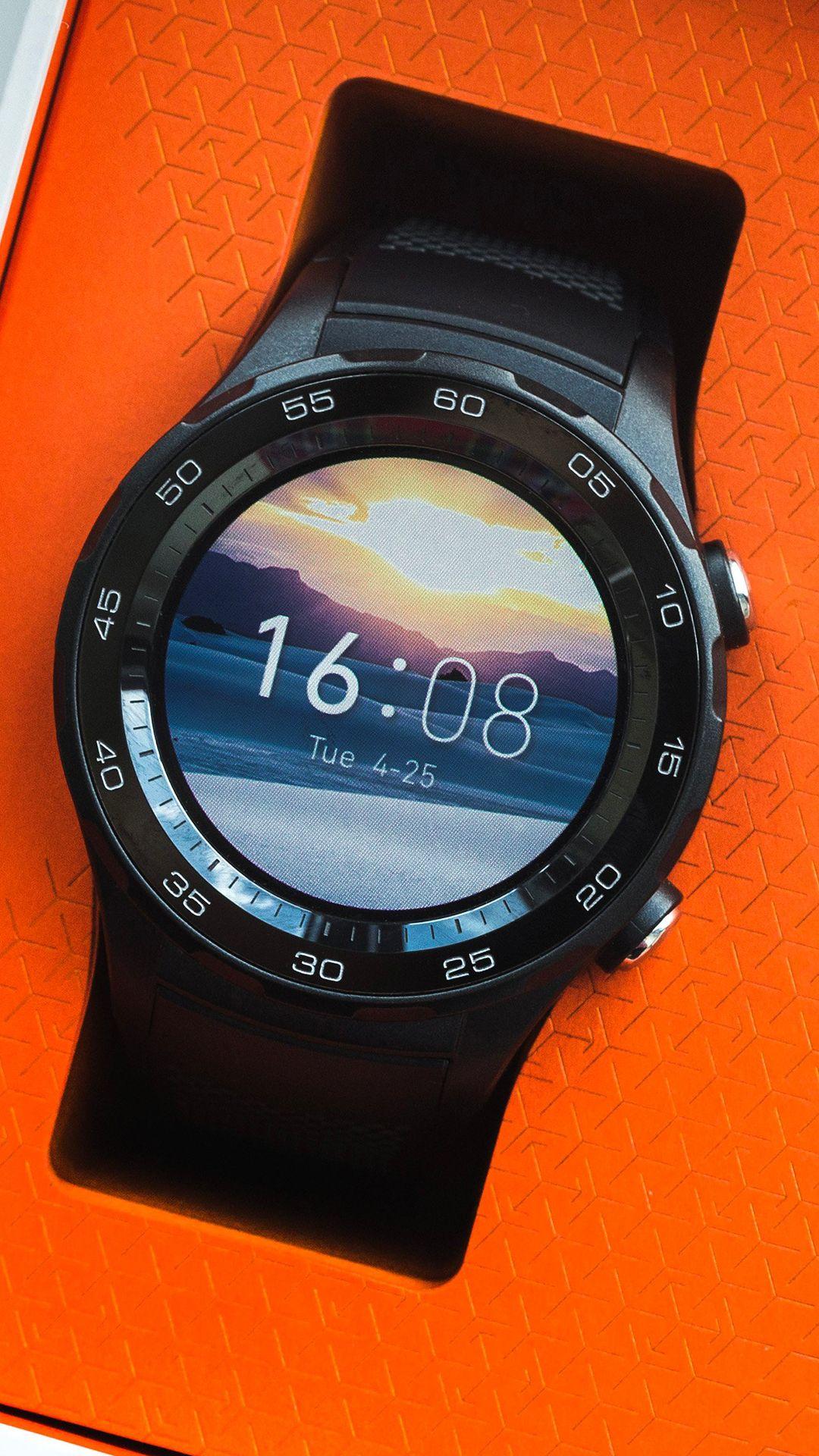 Huawei Watch 2 Montres gps, Montre de sport et Montre