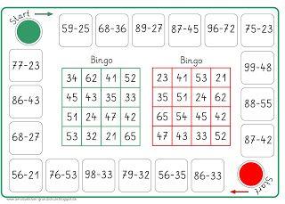 lernst bchen 2 bingos zur subtraktion mathe spiele pinterest mathematikunterricht mathe. Black Bedroom Furniture Sets. Home Design Ideas