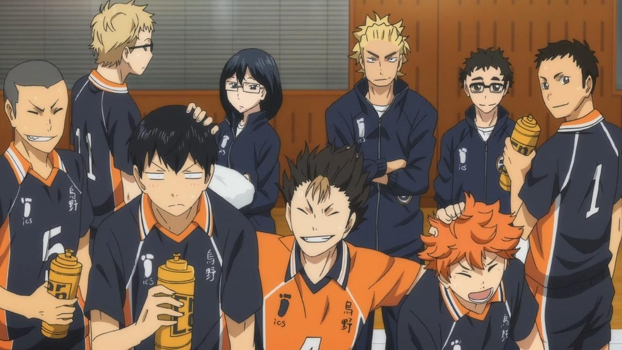 Pin By Cho Cho On Haikyuu Haikyuu Anime Nishinoya