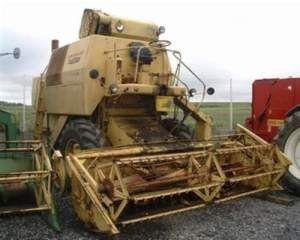 New Holland Clayson 133 135 Combine Service Parts Catalogue