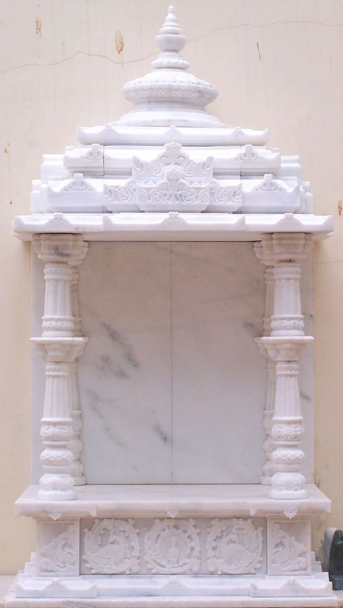 Awesome Mandir Design For Home Marble Pictures - Design Ideas for ...