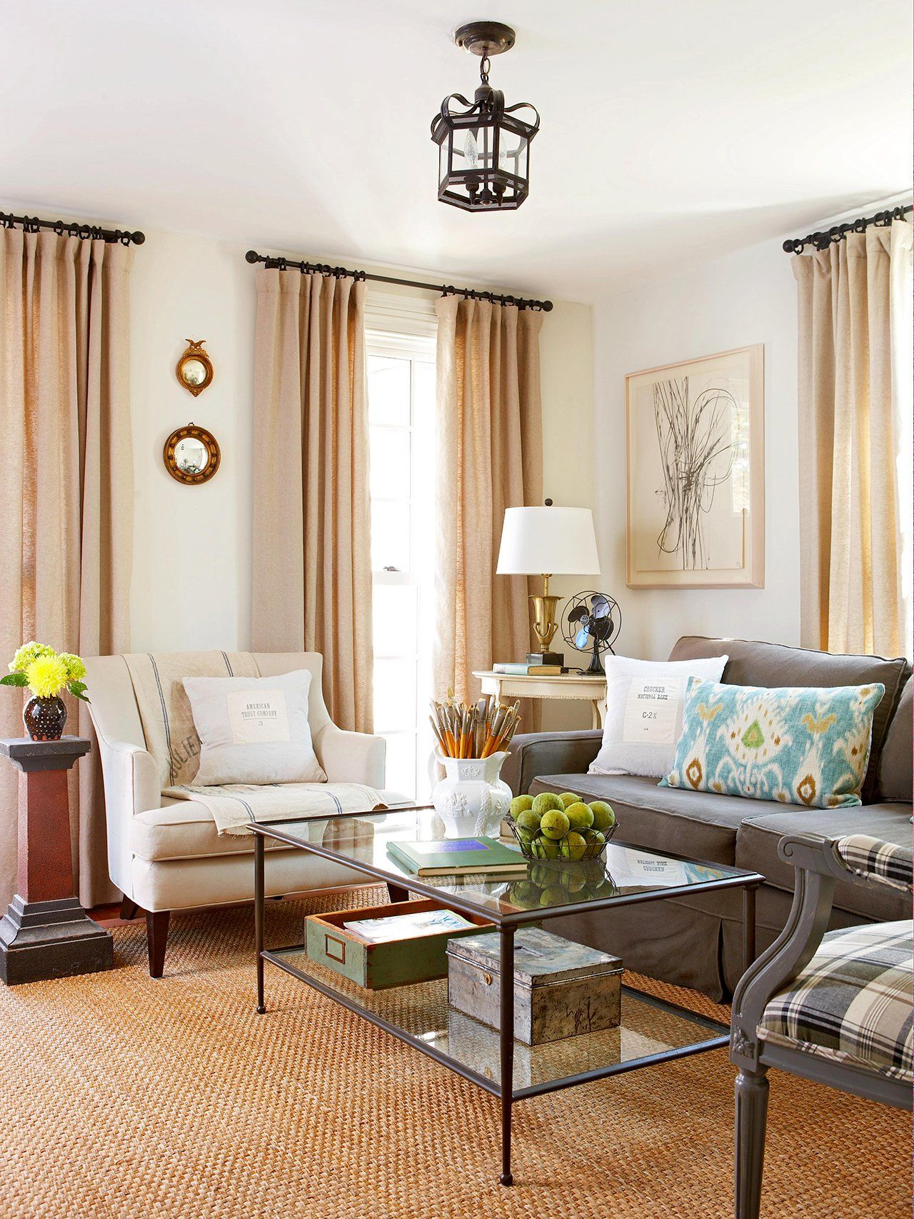 NoFail Tricks for Arranging Furniture in 2020 Living