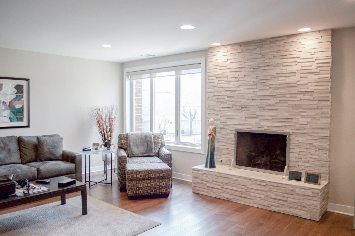 Read More About How Ohi Transformaed This Dated Condo Into A Contemporary Haven With Kemper Cabinets And Granite Countertops Condo Kitchen Remodel Cost Kitchen Cost