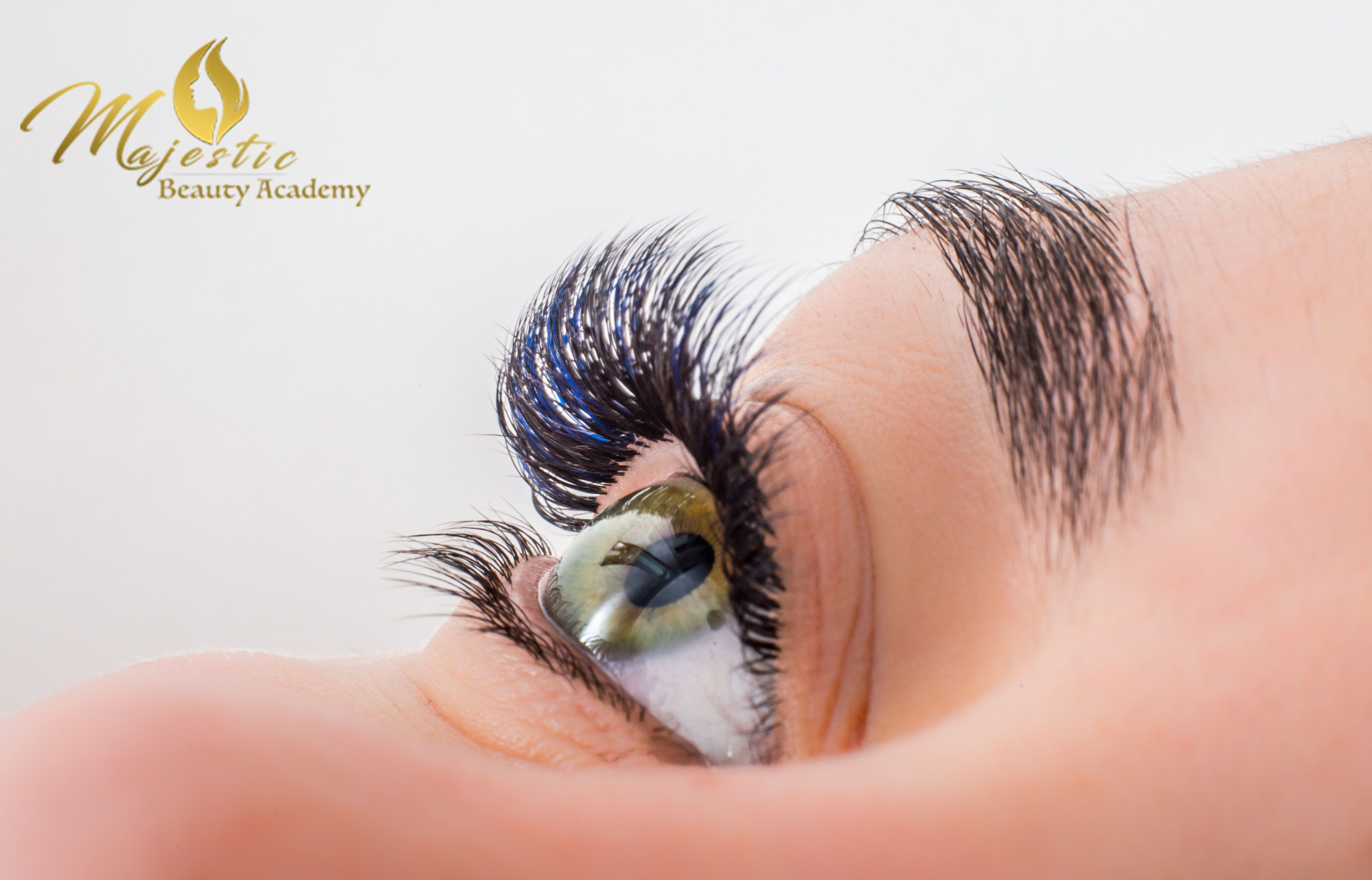 c2ea904a123 Find advance eyelash extension courses, training centers, institutes classes  at Majestic Beauty Academy in Japan. #majesticbeautyacademy #beauty #makeup  ...