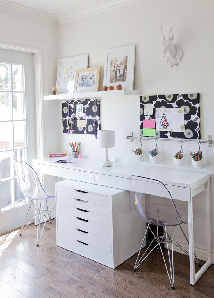 A Vancouver Home Shows That Good Things Come In Small Packages Ikea Swivel Chair Malaysia Home Office D Home Home Office Design Office Organization At Work