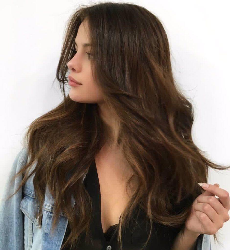 Selena Gomez Pony Frisur Best Haare Frisuren Schönsten Looks