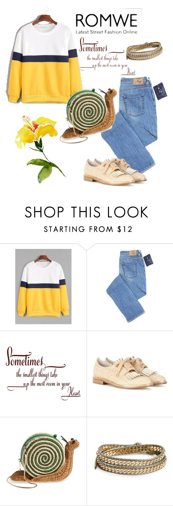 """""""Untitled #226"""" by aazraa ❤ liked on Polyvore featuring WALL, Oscar de la Renta, Kate Spade and Panacea"""