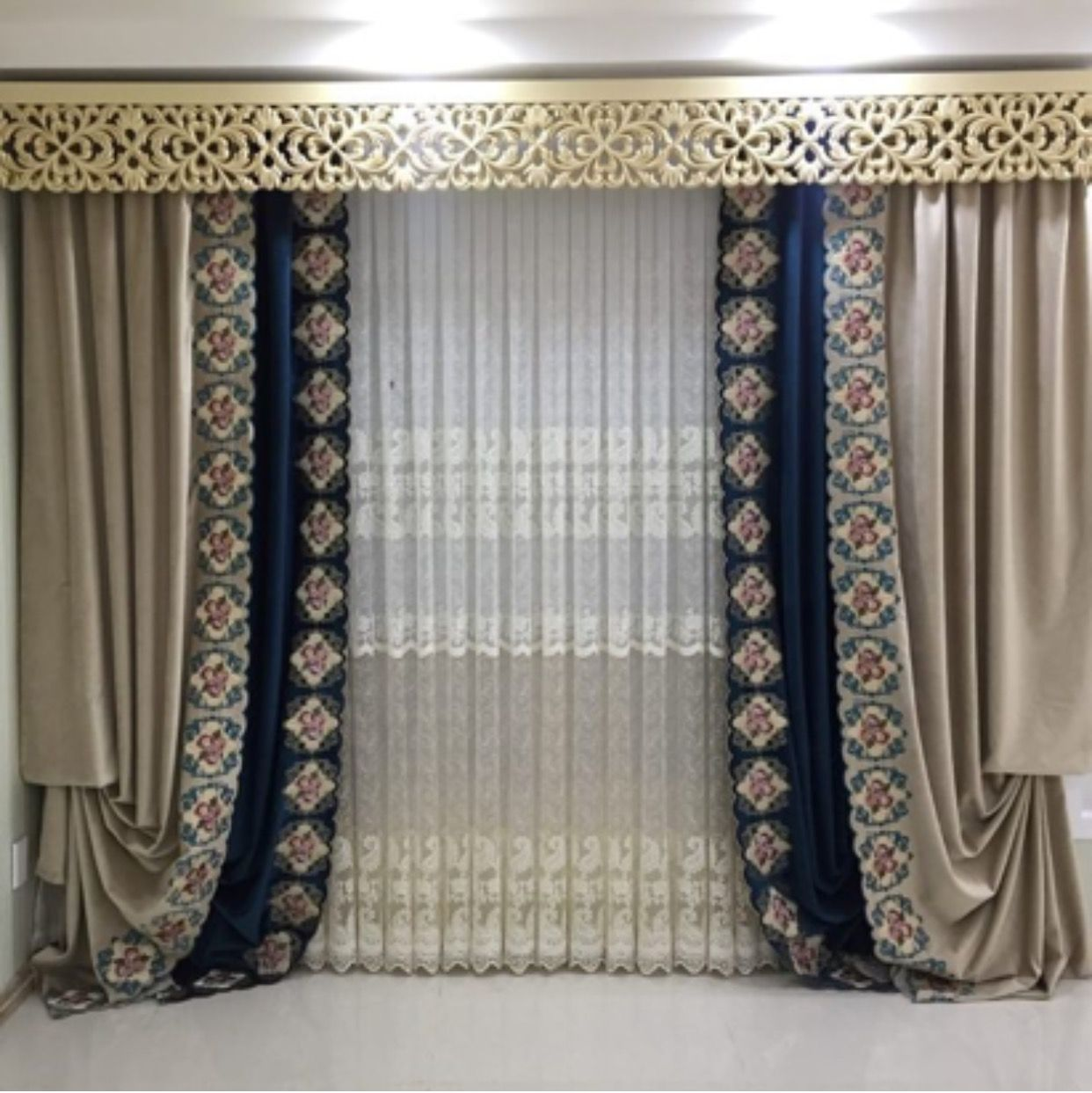 Pin By Mai Ibrahim On Irajrasekh Curtain Designs For Bedroom
