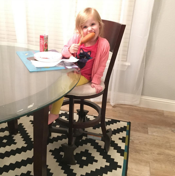 Enjoying a #SuperBowlParty this afternoon? Bring the kids to the table to enjoy the action (and the snacks) with you!     Kaboost raises the height of any 4-legged chair so little kids can sit like big kids!     Shop now at shop.kaboost.com!