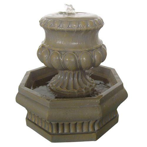 Tabletop Urn Fountain $63 @ Loweu0027s