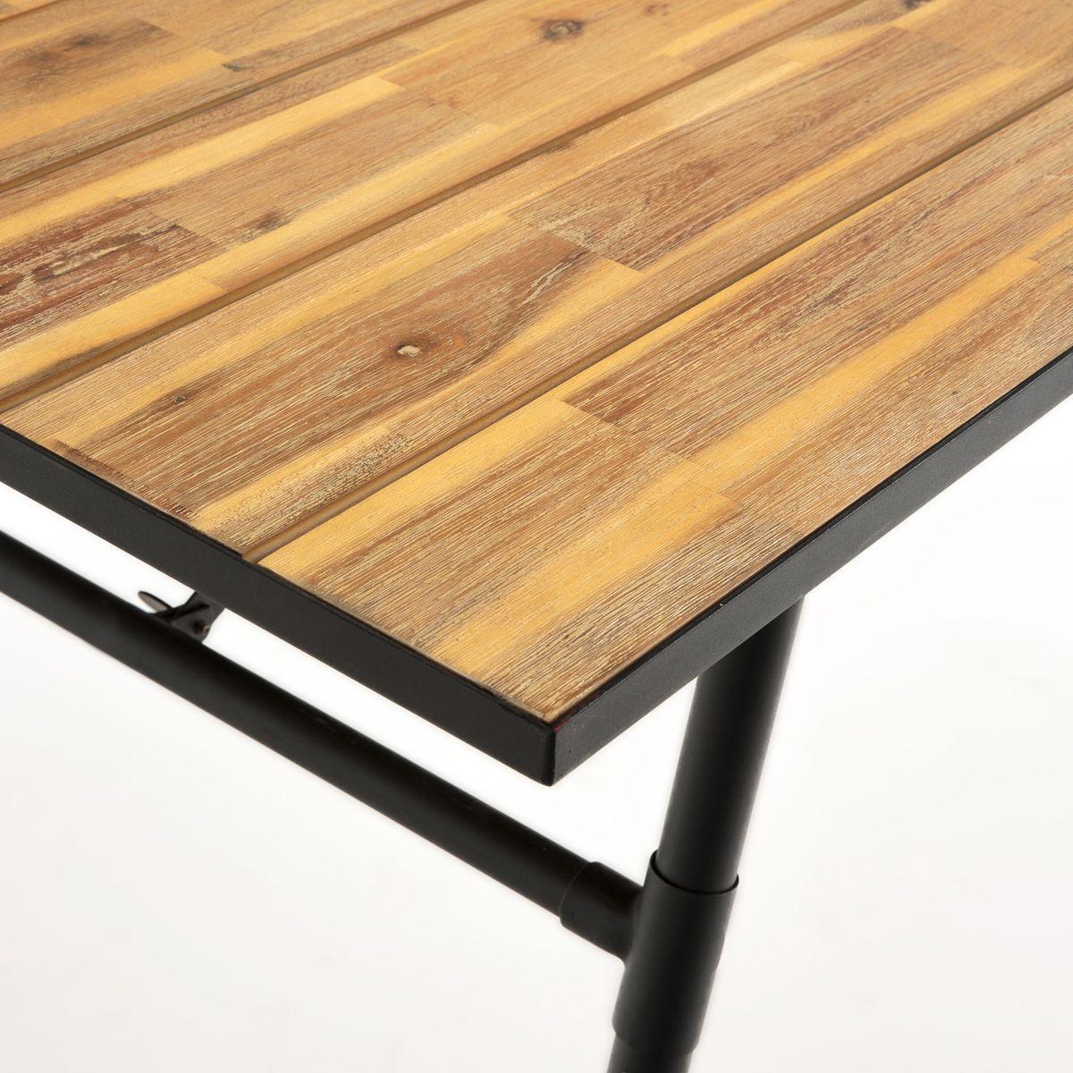 Table De Jardin Pliante Sohan - Taille : Taille Unique   Products ...
