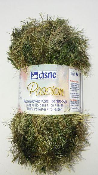 Cisne Passion Multicolor 50g (1)  8 cor  64e517dc063